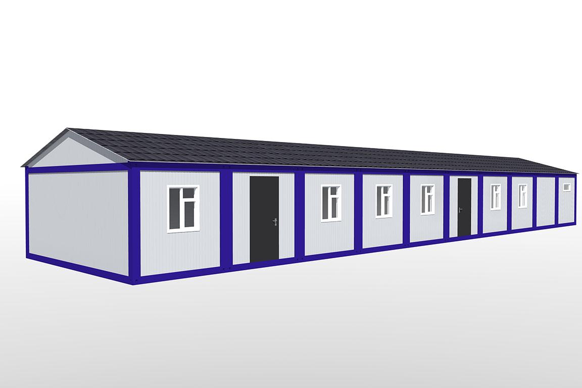 Модульное здание Столовая