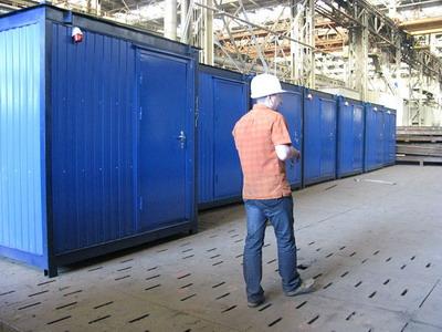 Производства бытовок, блок контейнеров и модульных зданий в Санкт-Петербурге и Москве