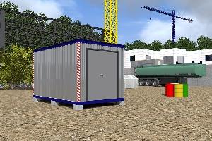 Пункт агрегатного ремонта